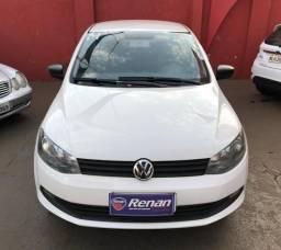 Volkswagen Gol G6 1.0 Flex - Branco - 2014 - Cravinhos SP - 2014