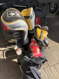 Taqueira de golf masculino
