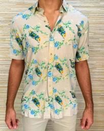 Camisa Viscose (Moda Verão)
