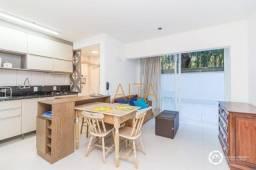 Apartamento Garden com 1 dormitório à venda, 75 m² por R$ 415.000,00 - Santo Antônio - Por