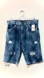 Bermudas Jeans Premium