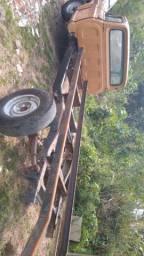 C10 caminhão plataforma