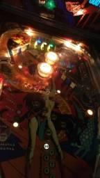 Pinball Panthera D.Gottlieb, ÚNICA!!