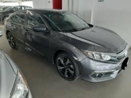 Vendo ou troco Honda Civic G10 EXL AT 2.0 16-17 65.000 km R$83.900,00 - 2016