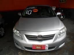 Corolla 2010 1.8 Manual com GNV - 2010