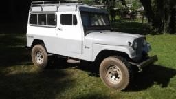 Jeep wyllis 101 (cj6 bernardão)