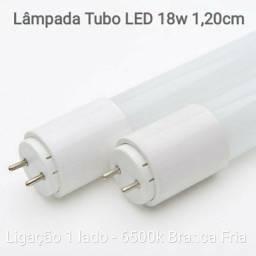 Lâmpada Tubo LED T8 18w 1,20cm