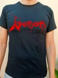 Camiseta Banda Venom