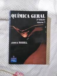 Livro Química Geral 2° edição - volume 1