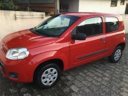Fiat Uno vivace financiado