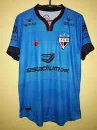 Camisa do Atlético GO 2019 Dragão #1 Goleiro