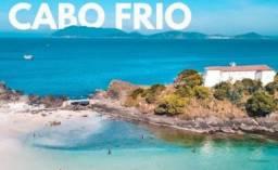 Pacotes feriados ou Diárias em Cabo Frio RJ