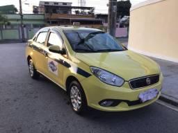 Vendo Grand Siena táxi