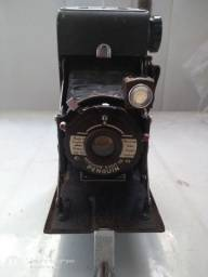 Máquina fotográfica Penguin Antiga década de 40