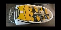 Jet Boat Colunna Expert 3 de 7 lugares ano 2015
