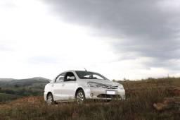Etios sedan xls 1.5 16V automático