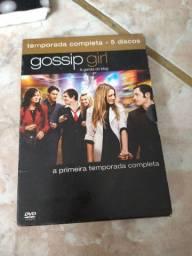 Vendo dvd Gossip Girl