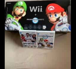 Nintendo Wii semi novo