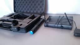 Microfone sem fio Lyco uh01 - entrego