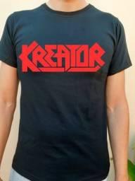 Camiseta Banda KREATOR