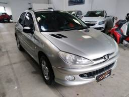Peugeot 1.4 206 2005 // completo