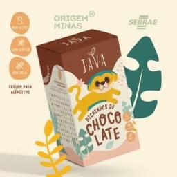 Bichinhos de Chocolate com Copo Exclusivo - 175 g | Java Chocolates