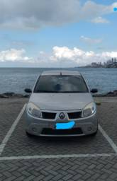 Renault Sandero Expression, 1.6,8v, Flex completo.