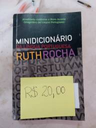 Mini Dicionário da Língua Portuguesa - Ruth Rocha