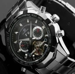 Relógio Premium automático tourbilion