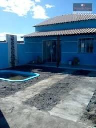 Casa com 2 dormitórios à venda, 80 m² por R$ 100.000,00 - Unamar - Cabo Frio/RJ
