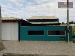 Casa com 2 dormitórios à venda, 100 m² por R$ 220.000,00 - Unamar - Cabo Frio/RJ