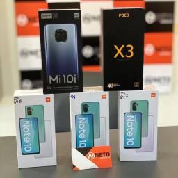 Toda linha Xiaomi a partir de R$890,00
