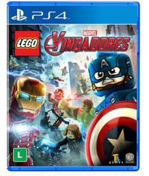 Jogo de PS4 Lego Marvel Vingadores