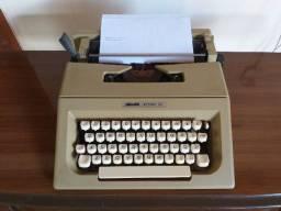 Maquina de escrever Olivetti Lettera 25 Mexicana