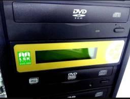 Duplicadora Lsk 999 Dvd E Cd Sata