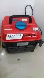 Gerador elétrico gasolina