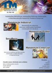 Estruturas Metalicas industriais
