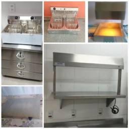 Manutenção de fritadeiras elétricas