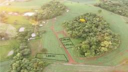 Terrenos 2km do centro de chopinzinho - pr