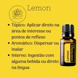 Óleo essencial doTerra - Lemon