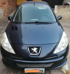 Peugeot XR Flex 1.4 Azul 207 2012