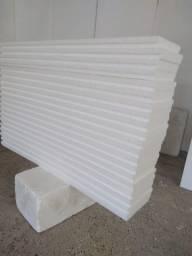 Isopor injetado e comum pra Lajes de 1 e 2mt a pronta entrega