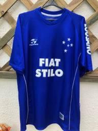 Camisa Cruzeiro 2002