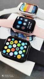 Relógio Inteligente Smartwatch HW16 Tela Infinita 44mm | Lançamento! Promoção!