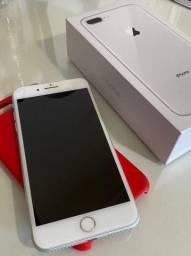 iPhone 8 Plus 64GB usado é super conservado