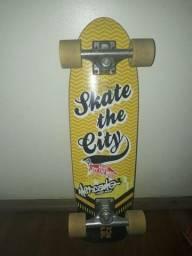 Skate Long/Cruiser completo (estado novo)