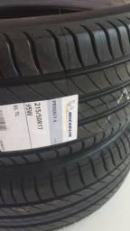 2 Pneus Michelin R17