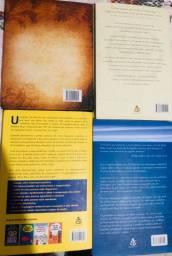 Kit De 4 Livros O segredo, O monge e o Executivo. (todos em ótimo estado)