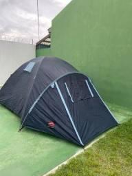 Barraca de camping trilhas e rumos