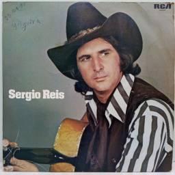 Disco Vinil (LP) Sergio Reis - Conservado